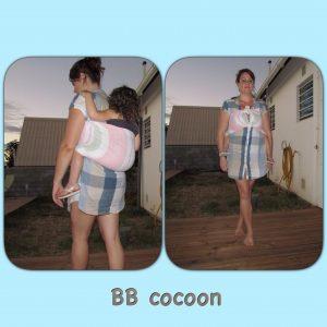 Portage Dos Maxi Lange BB Cocoon
