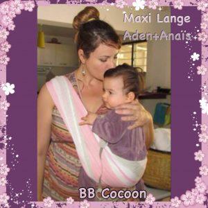 Portage Hanche Maxi Lange BB Cocoon
