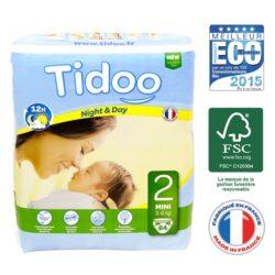 TIDOO - Couches écologiques et produits bio