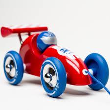Vilac voiture à trainer 2
